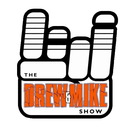 The Drew & Mike Show Podcast Logo