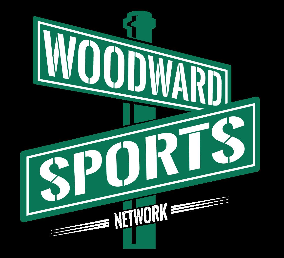 Woodward Sports Podcast Logo