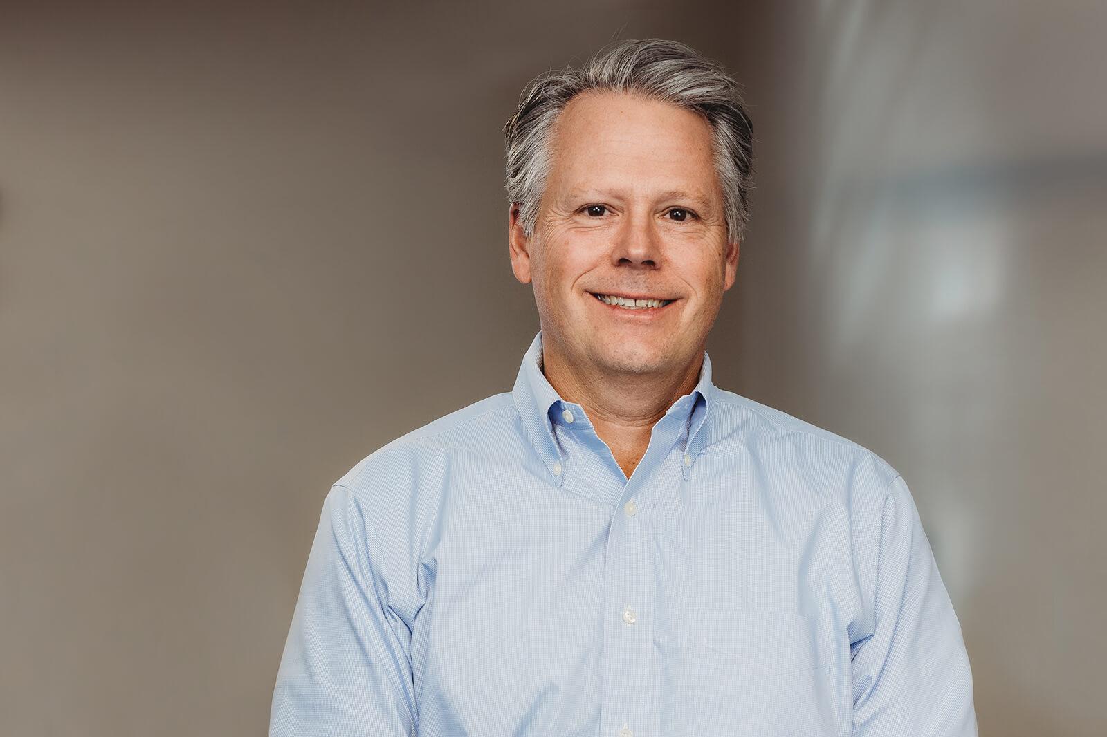 Peter J. Groezinger CFO